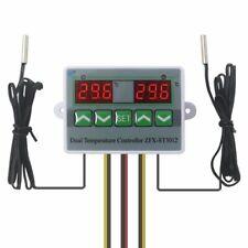 Incubator Controller Intelligent Digital Dual Thermostat Temperature Controller