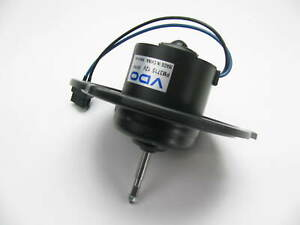 VDO PM3715 HVAC Blower Motor Without Wheel - Front