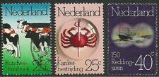 NVPH 1052 - 1054 Serie Gebruikt