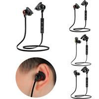 XT-1 Bluetooth Headset Wireless Sport Stereo Headphones Earphone Earbuds W/ Mic