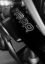 BEAK STICKER TO FIT >2013 BMW R1200GS ADVENTURE LIQUID COOLED CUSTOM COLOURS