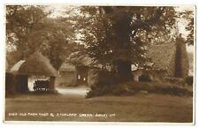Dorset; Old Farm Yard & Studland Green RP PPC, Swanage PMK 1954