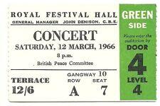 London Concert Tickets