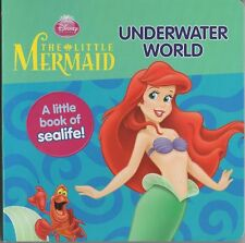 Brand New The Little Mermaid Underwater World Story Book