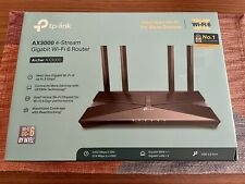 TP-LINK Archer AX3000 Dual-Band Wi-Fi 6 Router