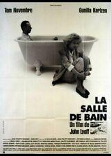 affiche du film SALLE DE BAIN (LA) 120x160 cm