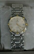 Concord Saratoga Stainless Steel & 18K Men's Watch