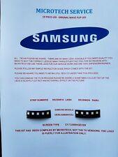 SAMSUNG  UE55JU6800KXXU 55U38481A L4284 55U38482A R4263  10 PIECE LED