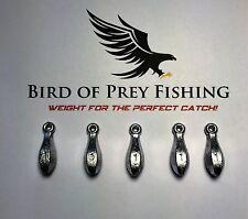 10lbs 1oz Bank Weights (160 weights)Lead Fishing Sinkers Bulk
