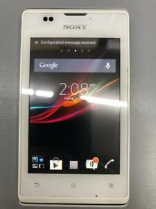 Sony Experia GSM unlocked Model E C1504 white