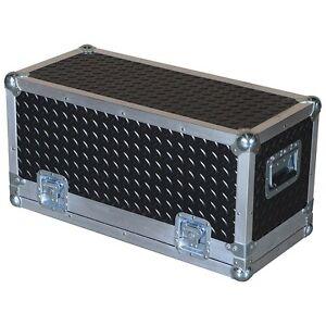 """Diamond Plate Rubberized Laminate ATA 3/8"""" Case for FENDER FM 100H Head"""