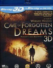 Cave of Forgotten Dreams [2 Discs] [3D/2D] (Blu-ray New)