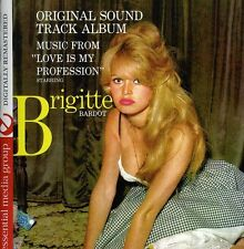 Love Is My Profession-Starring Brigitte Bardot (Or - Cloerec,Ren (2013, CD NEUF)