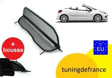 PEUGEOT 207 CC Cabrio | Déflecteur | Filet Anti Remous | Coupe Vent + HOUSSE