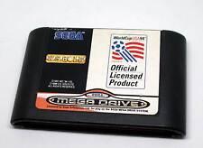 Sega Mega Drive juego Game módulo-world cup usa 94 (fútbol)