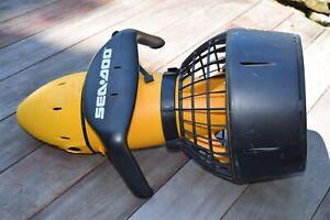 SeaDoo  Scuba Dive Propulsion Vehicle Underwater Scooter