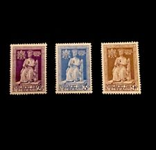 Ireland Sg 149/51 Holy Year Set Mounted Mint 1950