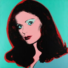 Andy Warhol Scandinavian Beauty Giclee Canvas Print Paintings Poster Reproductio
