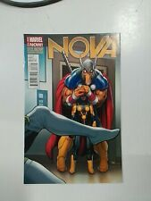Nova 13 Variant 1/50 Frank Cho Very Few On EBay beta ray bill!