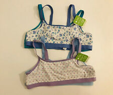 4 Pack Hanes Girls Seamless Wire-Free Size XL NWT