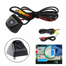 170° Night Vision Waterproof Car Rear View Backup Parking Camera For Stereo