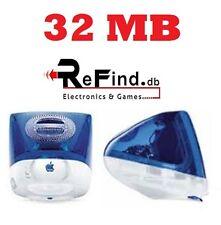 Ram 32 MB DIMM Memory PER IMAC APPLE PC 100 MHZ set 1
