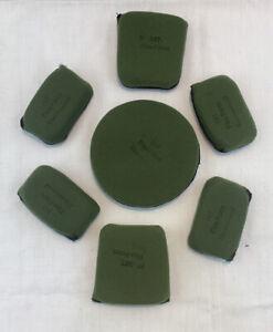 "ACH MICH PASGT Helmet Pad Set, Complete Pad Set, Set Includes 7- 3/4"" Thick Pads"