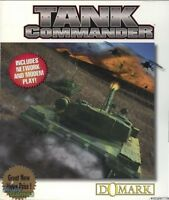 TANK COMMANDER DOMARK +1Clk Windows 10 8 7 Vista XP Install
