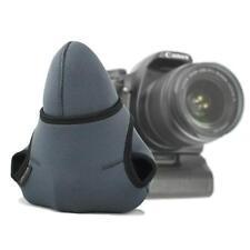 Wambo Kameratasche Gr. L Neopren DSLR Fototasche für Spiegelreflex Kamera Tasche