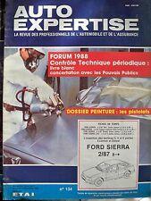 FORD Sierra - Revue technique Auto-Expertise (catalogue pièces détachées)