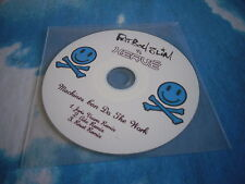 Fatboy Slim Vs Hervé- Machines Can Do The Work UK PROMO CD SINGLE W/RARE MIXES