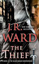 Black Dagger Brotherhood #16: The Thief by J.R. Ward (Mass Market Paperback) NEW