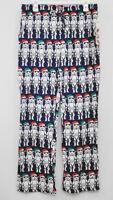 Star Wars Medium Men's Christmas Storm Troopers Lounge Pants Pajamas New