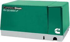 NEW Cummins Onan 6.5 HGJAB-1272 RV Quiet Generator Set RV QG 6500 LP 6kW