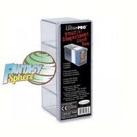 Ultra PRO Deck Box / deckbox boîte de rangement Ultra Pro 4 compartiments 81163