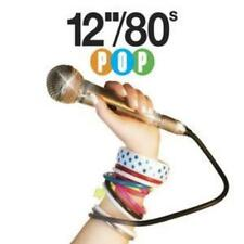 "Various Artists : 12"" 80s Pop CD (2007)"