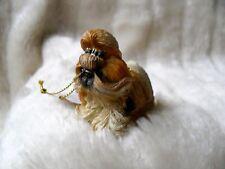 Shih tzu Dog Ornament Figurine