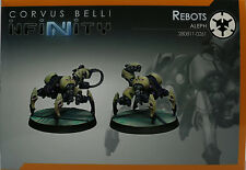 Infinity: Aleph: Rebot (REM) Boxed Set (280811) NEW