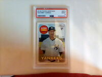 GLEYBER TORRES RC 2018 TOPPS HERITAGE ROOKIE CARD #603 PSA 9 MINT‼️ YANKEES