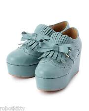 SALE Genuine Liz Lisa Fringe Platform shoes Brand New With Tag Size S