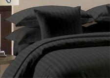 """Duvet Set"" All Striped Colors & Sizes 1000 TC 100 Percent Best Egyptian Cotton"