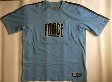 Nike Air Force T-Shirt Basketball Training Shooting Shirt camiseta talla L