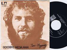 TOM FOGERTY Goodbye Media Man Danish 45PS 1971 Creedence Clearwater Revival