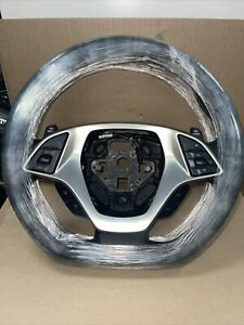 2014-2019 Chevrolet Corvette C7 Z06 Genuine GM Steering Wheel 23231498