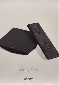 xfinity flex box and remote