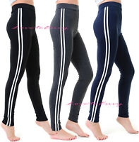 Womens Ladies Yoga Fitness Running Gym Exercise Sports Leggings Trousers Pants.