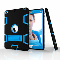 For iPad Mini 1 2 3 4 Rugged Shockproof Stand Armor Hard Case 7.9 Inch Tablet