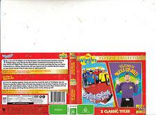 The Wiggles-Splish Splash Big Red Boat/It;s Time To Wake Up Jeff-Children TW-DVD