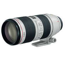 Canon EF 70-200mm f/2.8L IS II USM Telephoto Lens For Canon SLR EOS Free Express