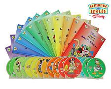 El mundo de ingles de Disney Inglés Para Niños Guías Audiolibros PDF MP3 DIGITAL